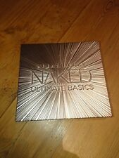 urban decay naked ultimate basics palette - used.