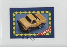 1989 Publications International Micro Machines 97 Ford F-150 4x4 Pickup Card 0w6