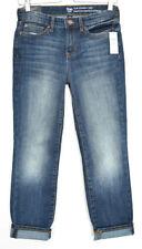 Gap Cotton Indigo, Dark wash L30 Jeans for Women