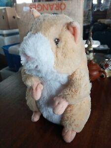 "Disney Store G Force Bucky Soft Toy Plush Gforce Guinea Pig 9"""