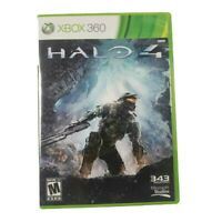 Microsoft Xbox 360  Halo 4 Video Game (2-disc, 2012)
