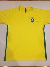 Brazil Soccer T-Shirts size Large