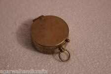 Vintage Compas~Nautical18th Century Royal Flat~Directional & Collectible compas