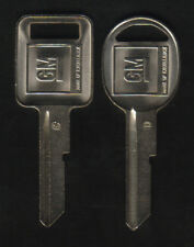 BUICK OEM C D Key Blanks