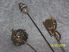 Vintage Antique Hat Pin