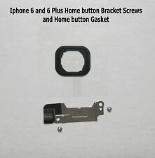 iPhone 6 and 6 Plus Home Button Bracket + Screws + New Gasket