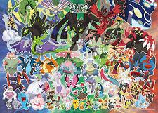 New Pokemon X&Y Dawn of A New Pokemon Battle Jigsaw Puzzle Ensky 300-L515