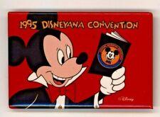 "New Listing1995 Disneyana Convention 3"" Pinback Button"