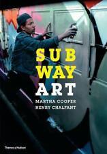 Subway Arte por Henry Chalfant, Martha Cooper Libro de Bolsillo 9780500292129N