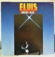 Elvis Presley – Moody Blue 1977  RCA Victor – AFL1-2428 -Rock Vinyl LP - EX/EX