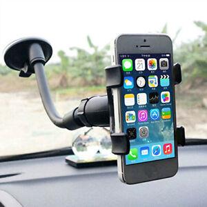360° Drehbar Auto Halterung Windschutzscheibe Ständer Für Handy Cha