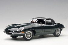 Auto Art Jaguar E-Type Roadster Series 1 3.8 grün 1961 1:18