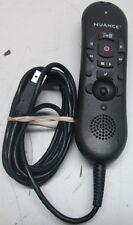#54-B Nuance Dictaphone 0POWM2N-005 PowerMic II Dictation Microphone