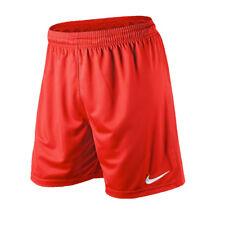 Nike Team Football Shorts & Socks Red Youth Boys Girls XL Age 13-15 Yrs
