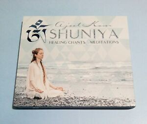 Ajeet Kaur - Shuniya. CD + Booklet. Excellent condition.