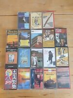 audio music cassette tapes bundle joblot x 18 as pictured mct15