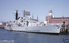 ROYAL NAVY TYPE 42 DESTROYER HMS SHEFFIELD - LOST IN THE FALKLANDS WAR