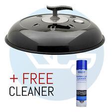 Caravan BBQ Accessories - CADAC CARRI CHEF 2 BBQ LID + FREE BBQ Cleaner