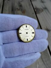 "Vintage Soviet Watch Face ""WOSTOK"".Spares or Repairs.Watchmaker DIY."