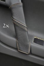FITS VW POLO MK5 6N2 98-2001 2X DOOR HANDLE COVERS beige