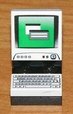 LEGO - MINI FIG UTENSIL - COMPUTER AND KEYBOARD - TYPE C