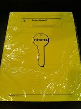 Nortel Norstar Call Pilot 100 / 150 4-Seat Voice Messaging Keycode Ntkc0092 Code