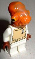 LEGO Bulk Star Wars Minifig Admiral Ackbar Episodes 4/5/6 75003 7754 Mint NEW