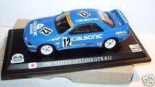 DEL PRADO NISSAN SKYLINE GTR R32 1990 1/43 NUEVO EN BOX