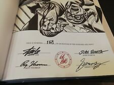 Spider-Man IDW Artist Ed. Limited Signed by Stan Lee John Romita Conway Thomas