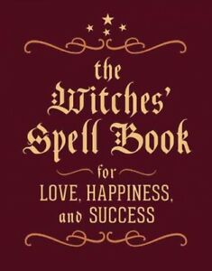 Witches' Spell Book, Hardcover by Greenleaf, Cerridwen, Like New Used, Free s...