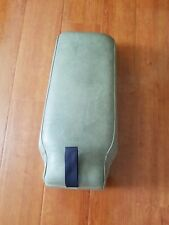 OEM Volkswagen Corrado SLC G60 Rear Seat Center Pull Up Leather Cover Tan
