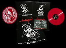 Nebiras - The Great Rites, Red Edition + Poster (Mal), LP