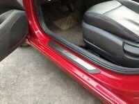 For Mazda CX 9 Accessories Car Door Sill Cover Scuff Plate Protector 2016-2020