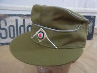 Gr.60 Afrikakorps Offizier Lubstein Tropenmütze Feldmütze DAK tropical field cap