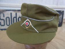Gr.57 Afrikakorps Offizier Lubstein Tropenmütze Feldmütze DAK tropical field cap