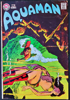 Aquaman #48 FN 6.0 Silver Age Origin Reprinted Cardy Cov Aparo Art