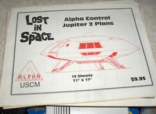 lost in space space ship plans-jupiter 2