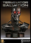 Terminator Salvation T-600 Life Size Bust Sideshow RRP $1,300
