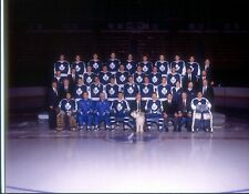8 - Official Toronto Maple Leafs Team Transparency Various Seasons