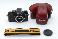 【MINT】Nikon F3 HP 35mm SLR body w/CF-22 case,strap & F3 Keyring From Japan 042