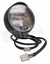Dual Beam Headlight Fog Lamp for Utility Vehicle Go Kart Cart Atv Utv Buggy