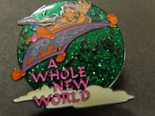 Vintage Disney Official Pin Trading Pin # 41D * A Whole New World *
