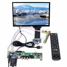 "HDMI VGA AV USB LCD Control Board 10.1"" M101NWWB 1280x800 Capacitive Touch LCD"