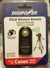 Digipower DSLR Wireless Remote Control for Canon Camera