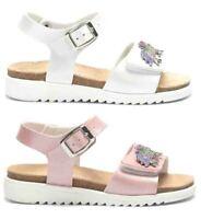 LELLI KELLY UNICORNO Rosa Bianco scarpe sandali scarponcini bambina sneakers