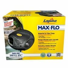 Laguna Max Flo 7600 Waterfall and Filter Pond Pump