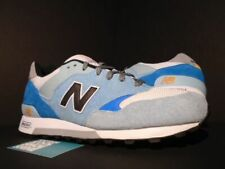 NEW BALANCE CM577DA 577 HIGHS & LOWS HAL DAY & NIGHT BLUE WHITE YELLOW BLACK 12