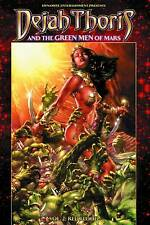 Dejah Thoris & the Green Men of Mars Volume 2 Red Flood GN John Carter  New NM