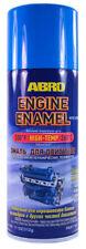 ABRO BLUE GLOSS ENGINE ENAMEL SPRAY PAINT AEROSOL TOUGH RESISTANT 400 ml