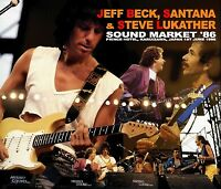 JEFF BECK / SANTANA / STEVE LUKATHER - SOUND MARKET '86(3CD) [Wardour-083]
